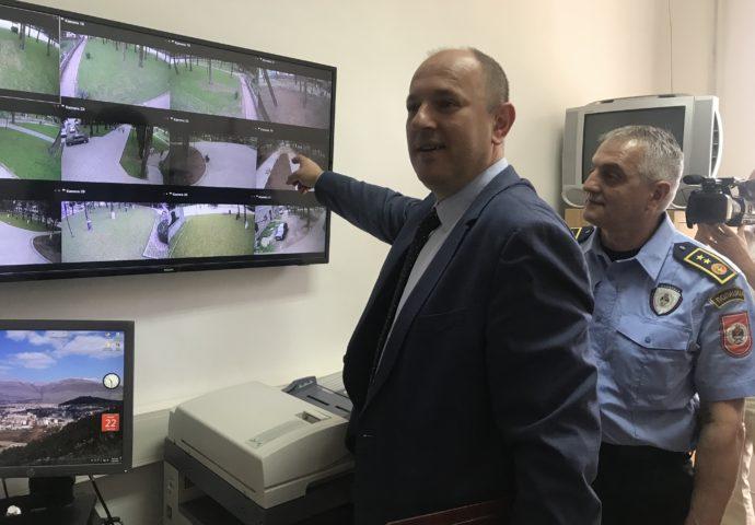 Prvi u Srpskoj –  U svrhu bolje bezbjednosti Trebinje od danas pod video nadzorom