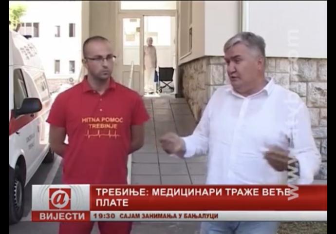 Borjan i Krunić poručuju: Povećajte plate zdravstvenim radnicima