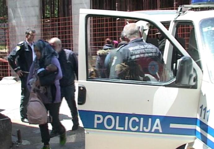 Uhapšeno sedam Sirijaca u Nevesinju