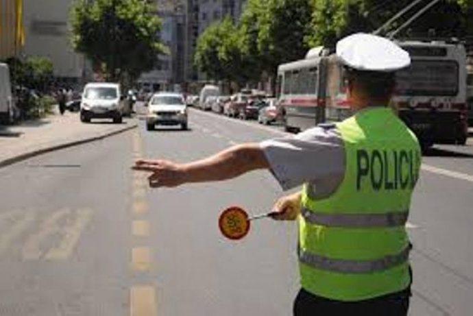 Napao policajca prilikom hapšenja