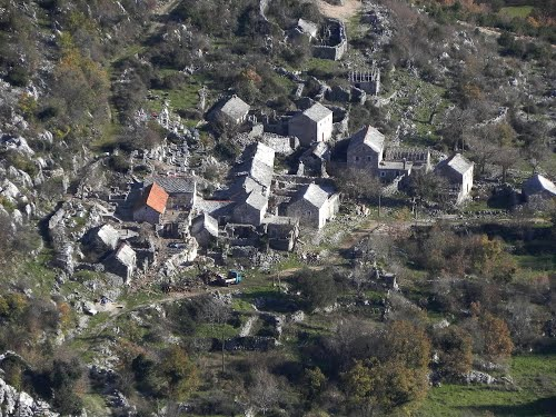 Kameno hercegovačko selo izazov za arhitekte