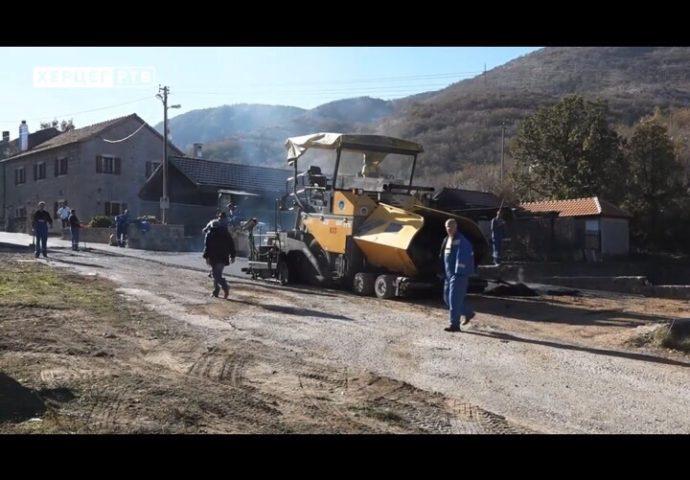 Nakon 20 godina asfalt stigao i do Graba