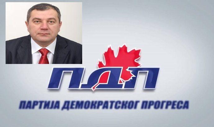 Trebinjski odbor PDP – a izbacio Anđušića iz Predsjedništva