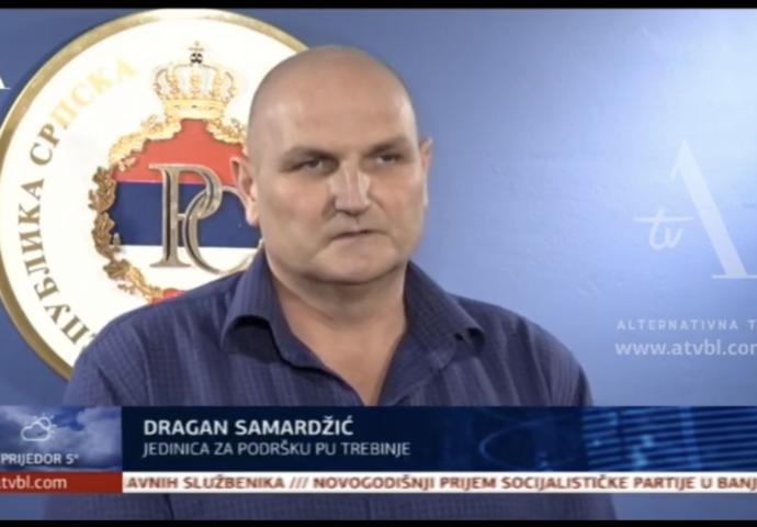 VIDEO: Zahvalnice za hrabrost trebinjskim policajcima