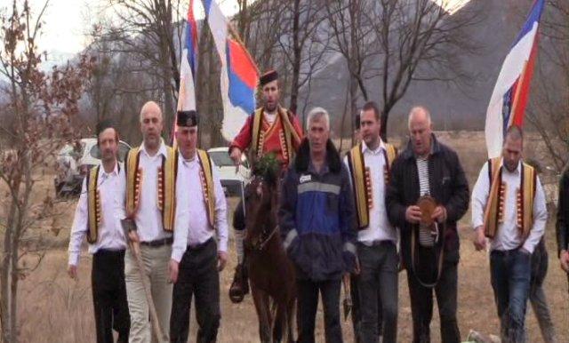Video: Sječa badnjaka u Hercegovini