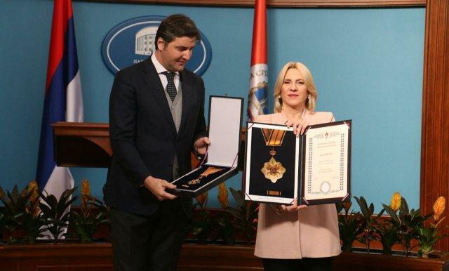 Bodiroga: Uspješni ljudi porijeklom iz Srpske vraćaju se svojim korijenima