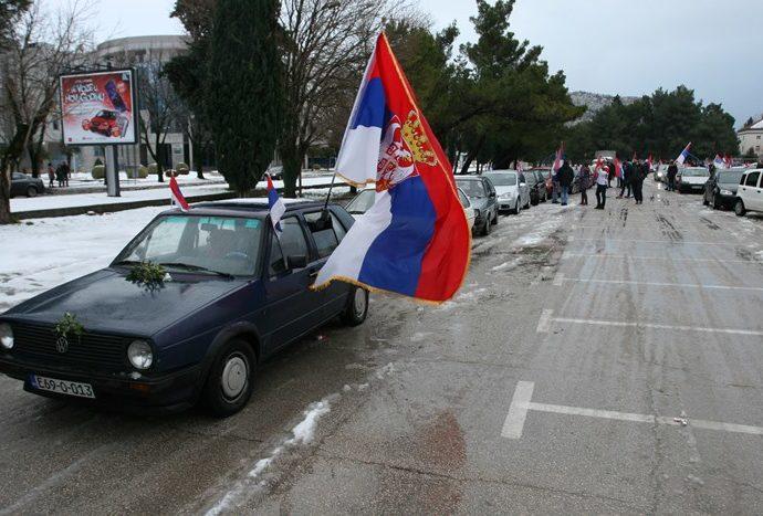 VIDEO: Kako su Trebinjci obilježili Dan Republike