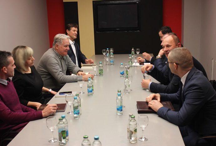 Višković:Herc gradnja primjer uspješnog preduzeća
