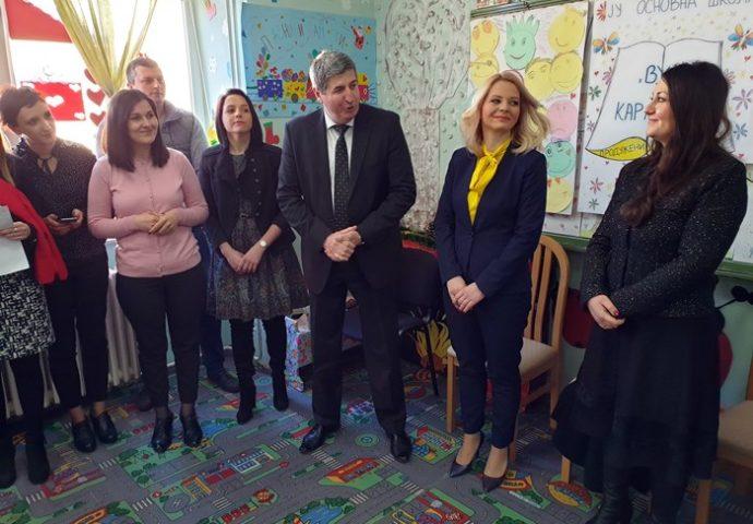 Trivić: Grad i Vlada formiraju zajedno centar za talente