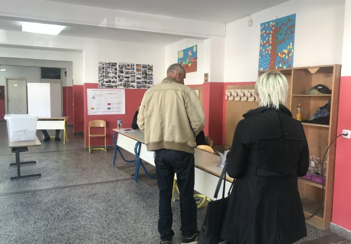 Do 15 časova glasalo 38,5 odsto Trebinjaca