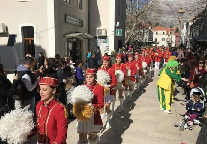 Praznik mimoze u Trebinju