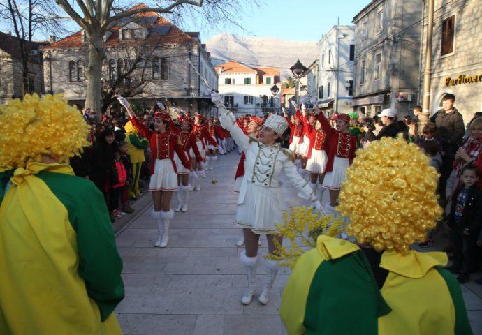 Karavan mimoze sutra stiže u Trebinje