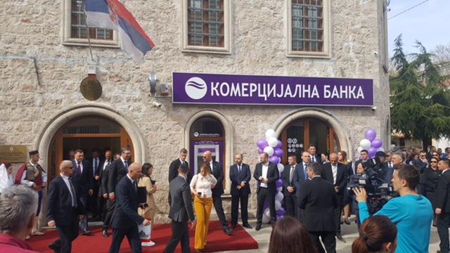 Do kraja godine završetak procesa privatizacije Komercijalne banke