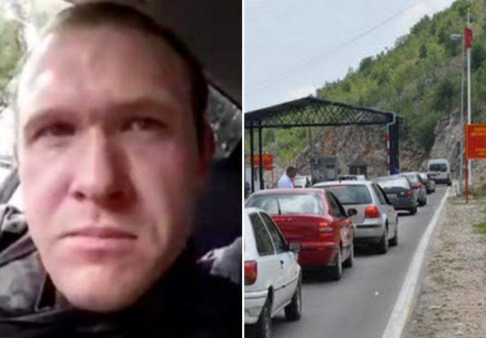 Terorista Brenton Tarant prošao kroz Trebinje- U BIH bio 48 sati