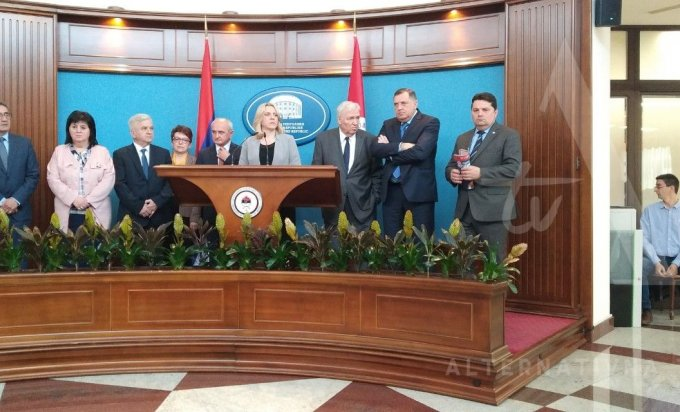 Cvijanović nakon sastanka: Republika Srpska ide krupnim koracima naprijed