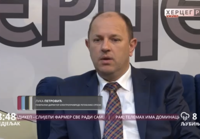 VIDEO: Luka Petrović – zbog nepovoljne energetske situacije uštede na svim nivoima