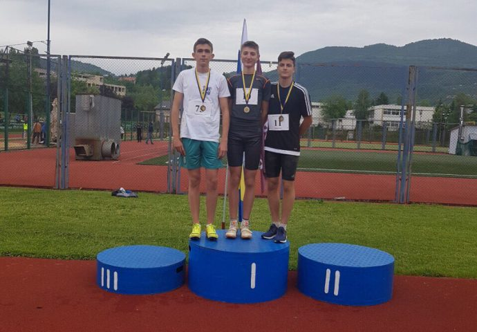 Atletičari Leotara osvojili pet medalja na Prvenstvu BiH