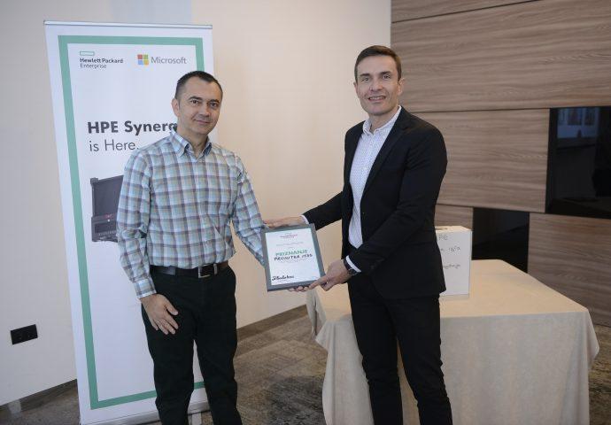 Prointer ITSS osvojio HPE nagradu za inovativnost