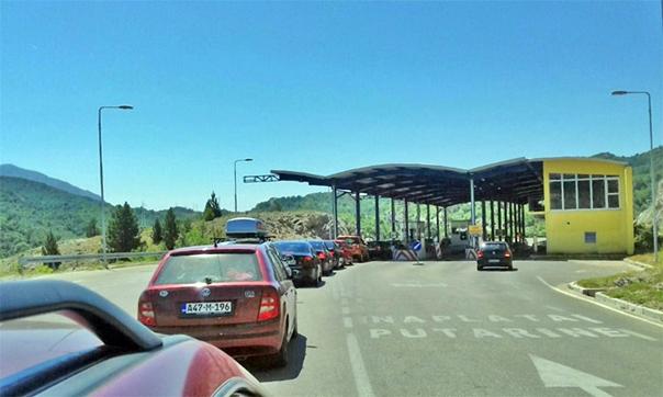 Za vikend obustava prelaza na Sitnici
