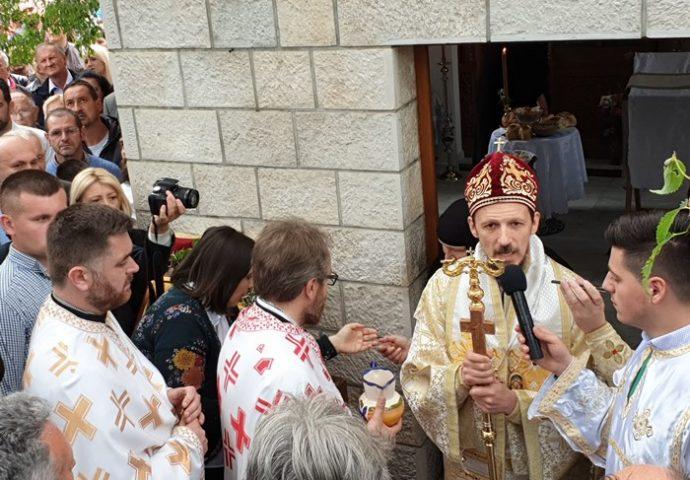 U Mrkonjićima proslavljen Sveti Vasilije Ostroški i Tvrdoški
