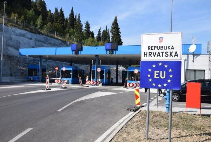 Pooštrene mjere: Za ulaz u Hrvatsku PSR plus KARANTIN