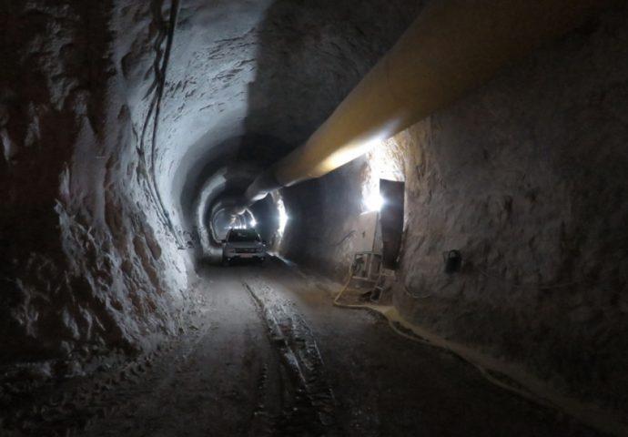 HE Dabar: Probijeno preko 7 kilometara dovodnog  tunela