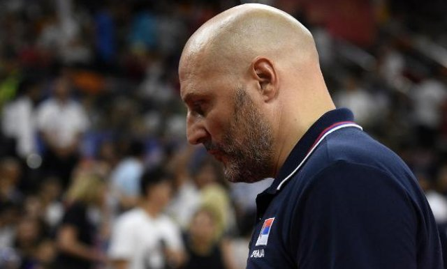 Aleksandar Đorđević napušta reprezentaciju