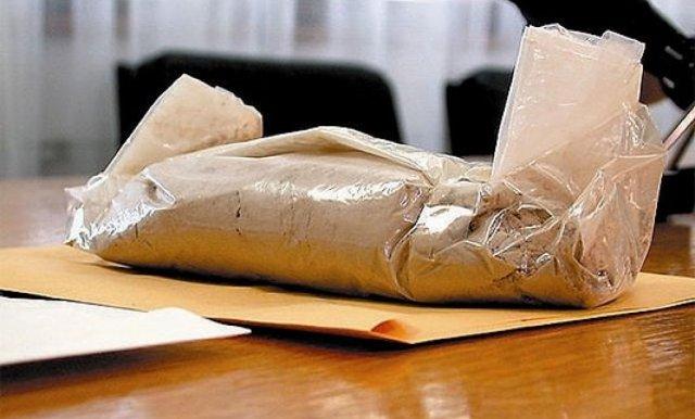 Srbin uhapšen sa 4 kilograma heroina