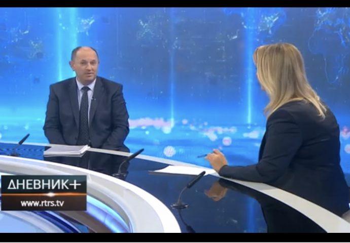 Luka Petrović gost Dnevnika RTRS