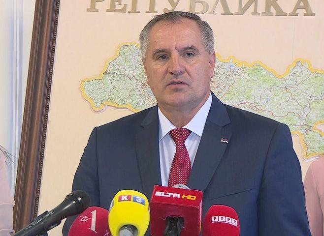 Višković: Želimo da se u Srpsku ulaže iz ekonomskih, a ne patriotskih razloga