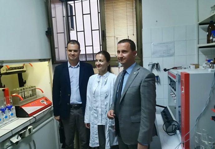 Nabavljena savremena laboratorija za analizu hercegovačkih proizvoda