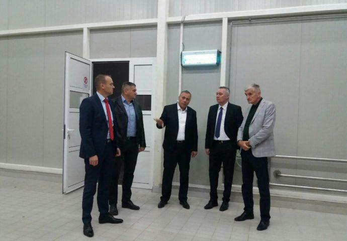Mljekara Pađeni važan privredni subjekt- Podrška Vlade neupitna