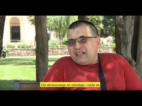 VIDEO: Nebojša Kolak: Materijalni položaj osoba sa invaliditetiom u BiH je veoma težak