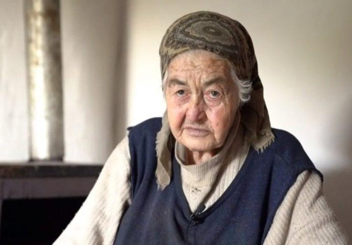 Rosa Delić, posljednja stanovnica sela u Hercegovini: U prodavnici bila prije 22 godine