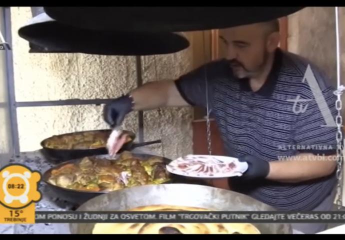 VIDEO: Trebinjska gurmanska priča