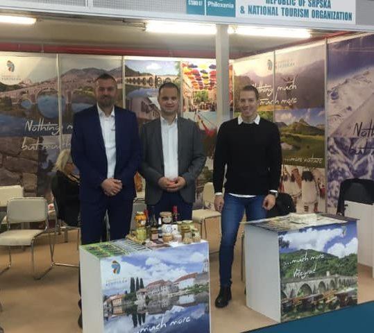 Hercegovačka kuća i Turistička organizacija na Sajmu u Solunu