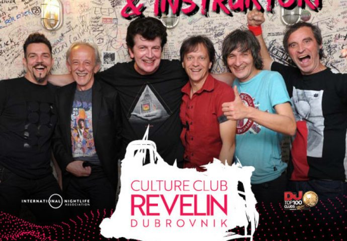 Bajaga stiže u Revelin- Hercegovina press vas vodi na koncert