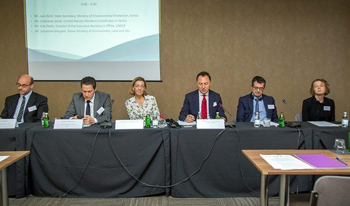 Predstavljene preporuke za održivu budućnost sliva Drine