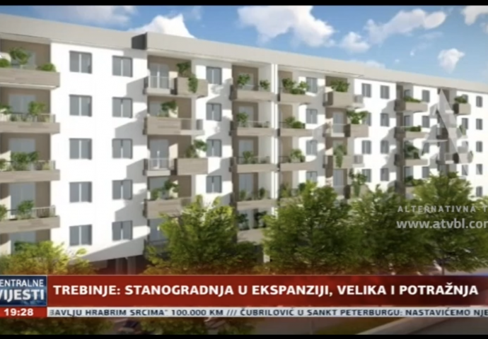 VIDEO: Stanogradnja u ekspanziji-Raste cijena kvadrata