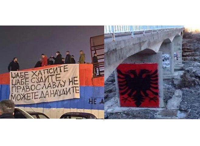 Smeta im trobojka na Zlatici, a ne smeta crni dvoglavi orao na albanskom barjaku u Tuzima
