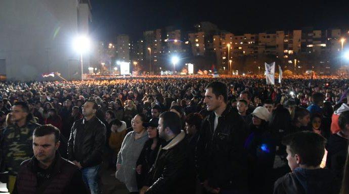 Veličanstvena Podgorica: Cijela zemlja u litiji