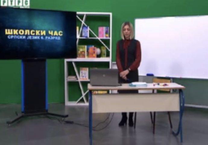VIDEO: Školski čas za učenike od VI do IX razreda osnovne škole