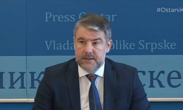 Dva nova slučaja korona virusa u Srpskoj