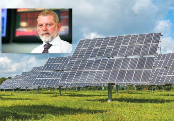 Vuk Hamović dobio koncesiju za izgradnju solarne elektrane u Bileći