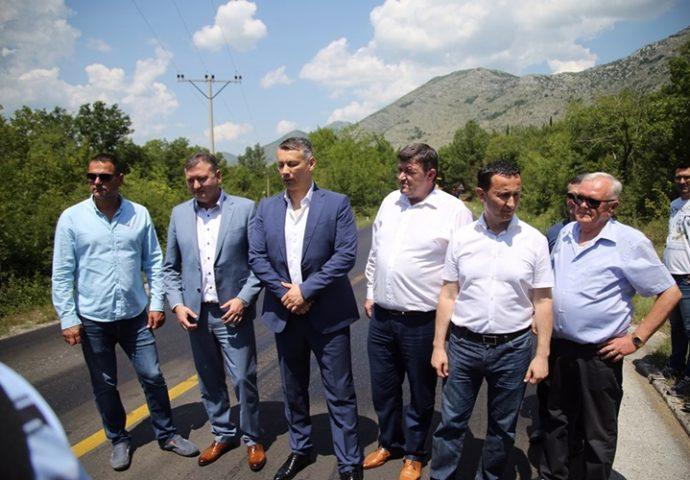 Hercegovci zaslužuju nove i bezbjedne puteve – Nešić najavio nove investicije