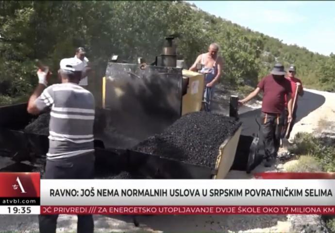 VIDEO: Još nema normalnih uslova u srpskim povratničkim selima
