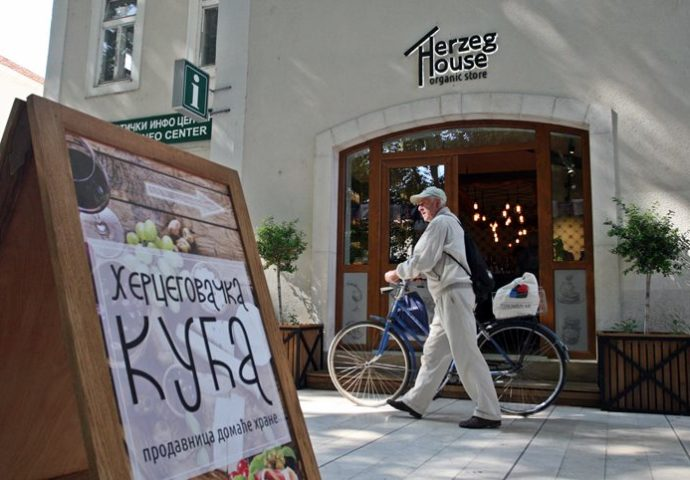 Na policama Hercegovačke kuće više od 500 autohtonih  proizvoda