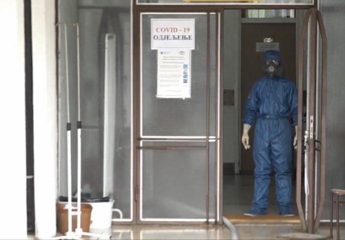 Zaražene 344 osobe -11 iz Trebinja