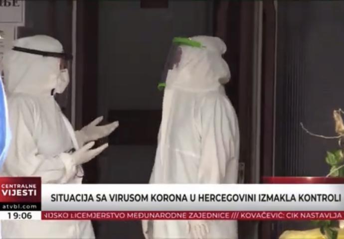 VIDEO: Situacija u Trebinju izmakla kontroli