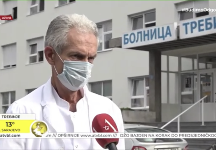 VIDEO: Hospitalizovano 60 zaraženih uglavnom srednje životne dobi